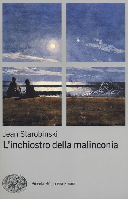 L' inchiostro della malinconia - Jean Starobinski - copertina