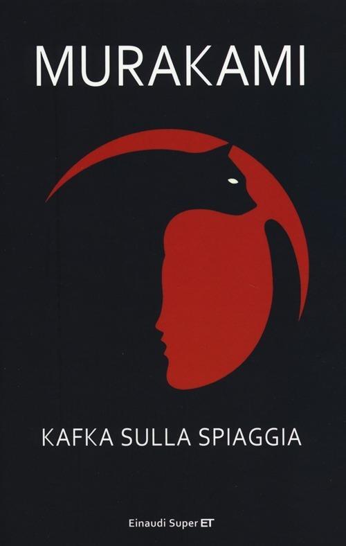 Kafka sulla spiaggia - Haruki Murakami - copertina