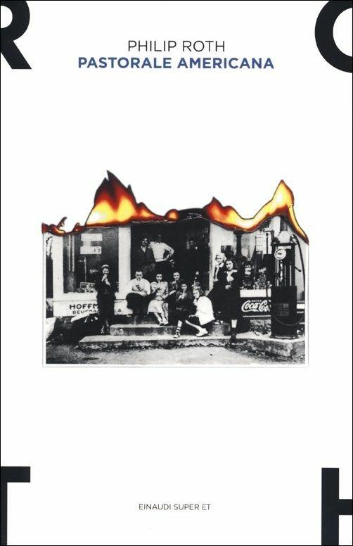Pastorale americana - Philip Roth - copertina