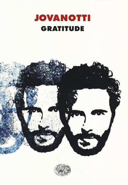 Gratitude - Jovanotti - copertina