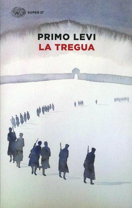 La tregua - Primo Levi - copertina