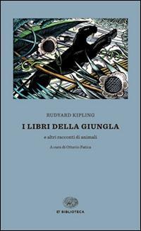 I libri della giungla - Rudyard Kipling - copertina