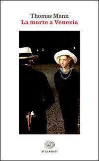 La morte a Venezia - Thomas Mann - copertina