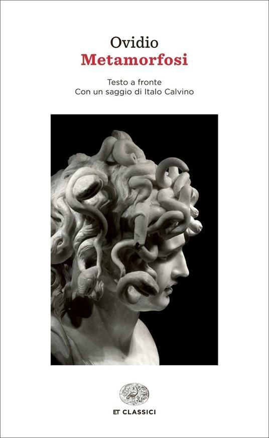 Le metamorfosi - P. Nasone Ovidio - copertina