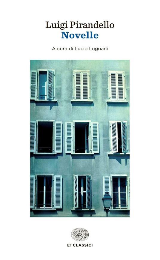 Novelle - Luigi Pirandello - copertina