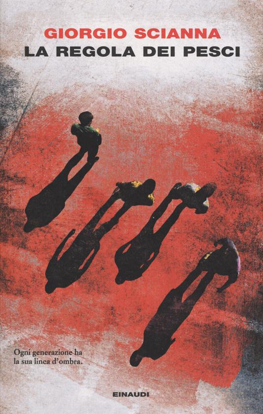 La regola dei pesci - Giorgio Scianna - copertina