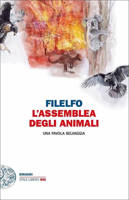 L' assemblea degli animali. Una favola selvaggia - Filelfo - copertina