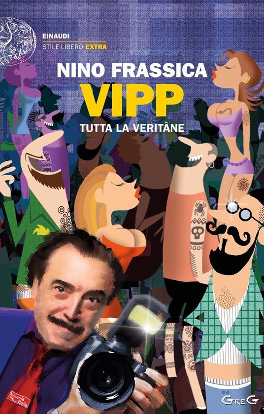 Vipp. Tutta la Veritàne - Nino Frassica - copertina