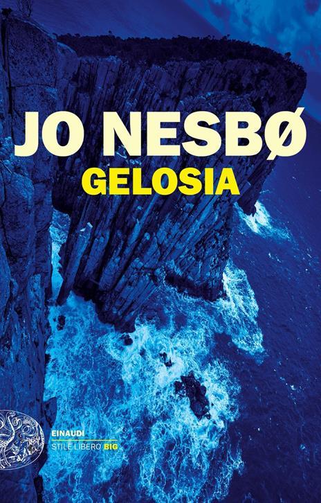 Gelosia - Jo Nesbø - copertina