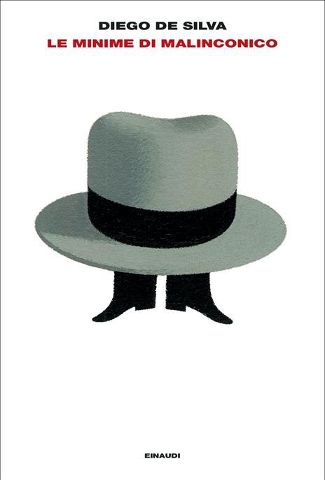 Le minime di Malinconico - Diego De Silva - copertina