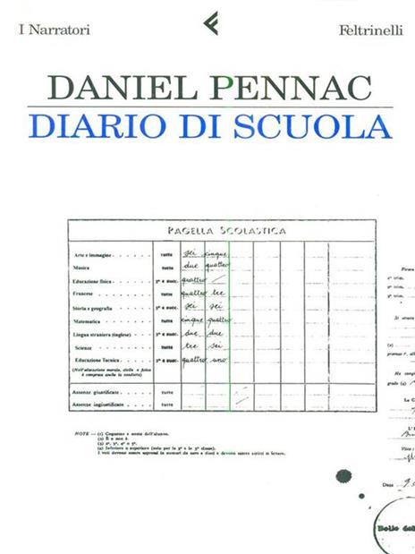 Diario di scuola - Daniel Pennac - 3
