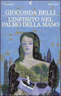 L' infinito nel palmo della mano - Gioconda Belli - copertina