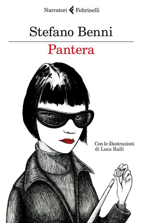 Pantera - Stefano Benni,Luca Ralli - copertina