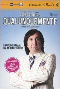 Qualunquemente. DVD. Con libro - Giulio Manfredonia - copertina