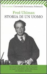 Storia di un uomo - Fred Uhlman - copertina