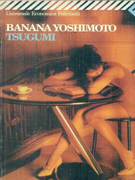 Tsugumi - Banana Yoshimoto - copertina