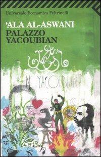 Palazzo Yacoubian - 'Ala Al-Aswani - copertina