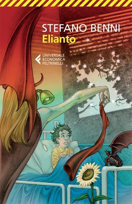 Elianto - Stefano Benni - copertina