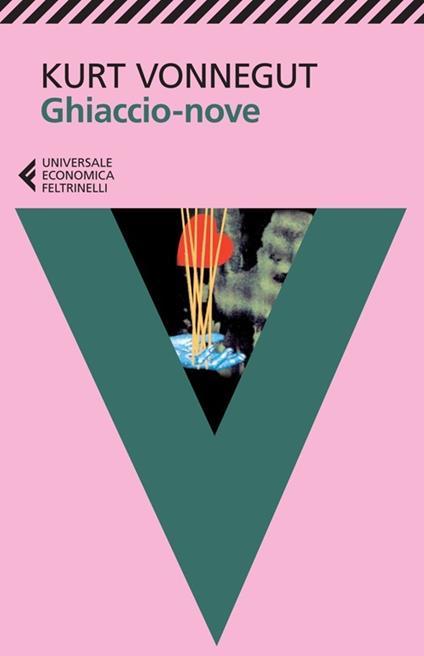 Ghiaccio-nove - Kurt Vonnegut - copertina