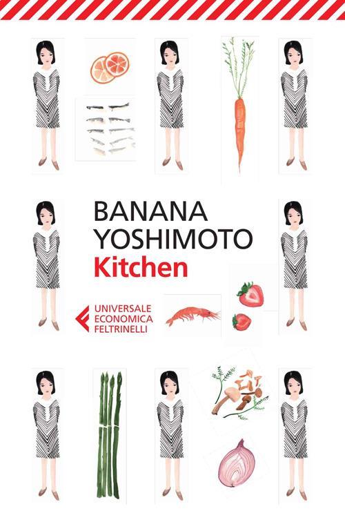 Kitchen - Banana Yoshimoto - copertina