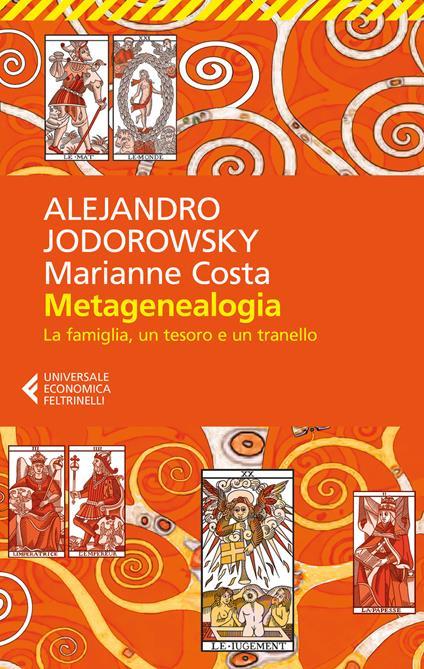 Metagenealogia. La famiglia, un tesoro e un tranello - Alejandro Jodorowsky,Marianne Costa - copertina