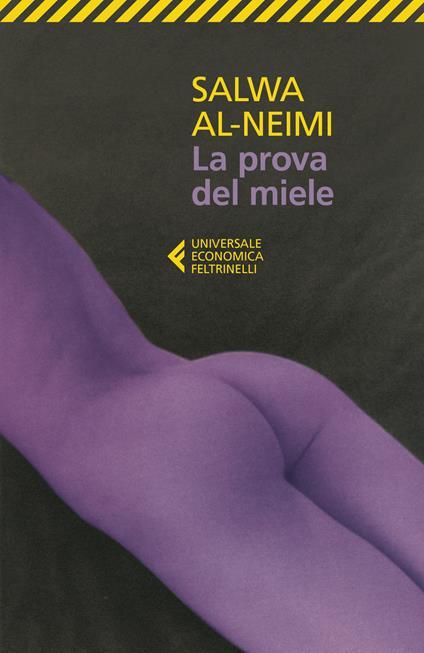 La prova del miele - Salwa Al-Neimi - copertina