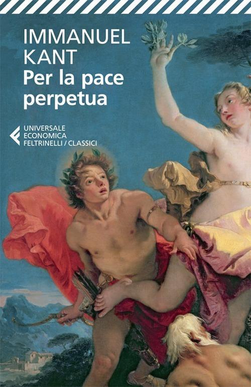 Per la pace perpetua - Immanuel Kant - copertina