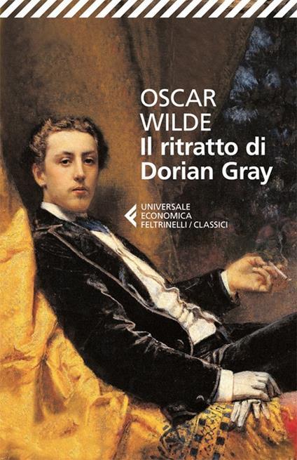 Il ritratto di Dorian Gray - Oscar Wilde - copertina