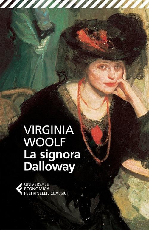 La signora Dalloway - Virginia Woolf - copertina