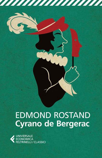Cyrano de Bergerac - Edmond Rostand - copertina