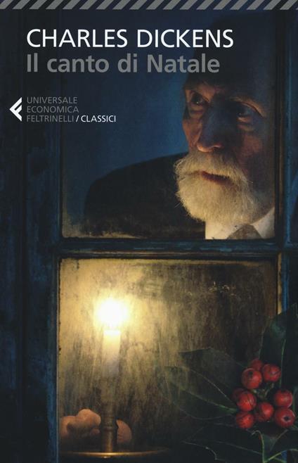 Il canto di Natale - Charles Dickens - copertina