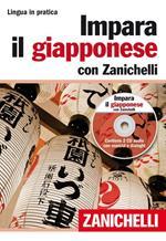 Impara il giapponese con Zanichelli. Con 2 CD Audio