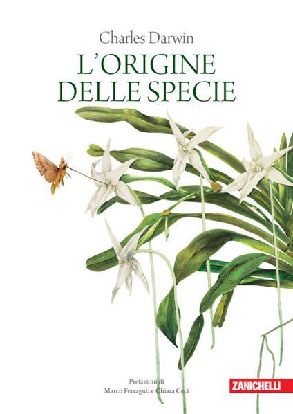 L' origine delle specie - Charles Darwin - copertina