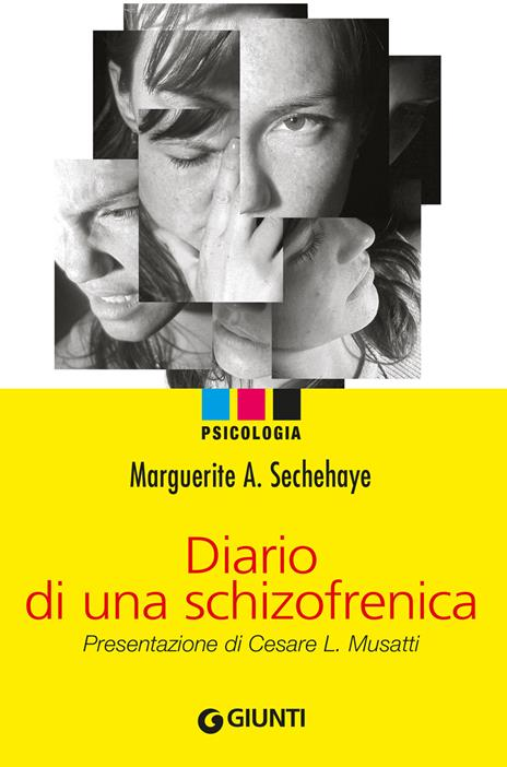 Diario di una schizofrenica - Marguerite A. Sechehaye - copertina