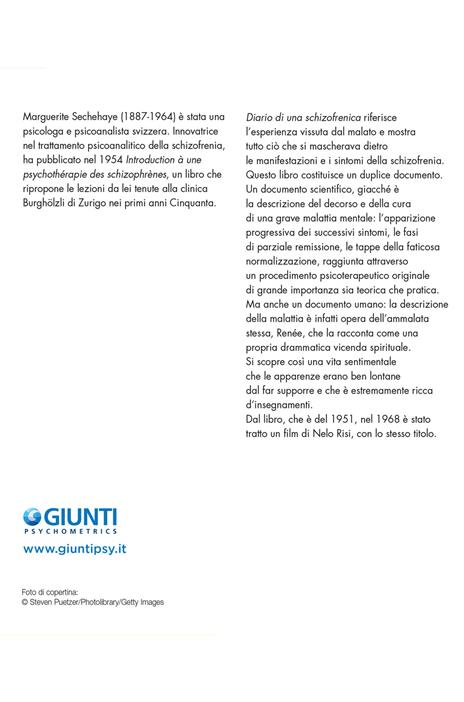 Diario di una schizofrenica - Marguerite A. Sechehaye - 3