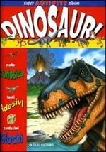 Dinosauri. Super activity album