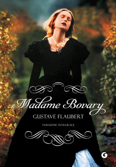 Madame Bovary - Gustave Flaubert - copertina
