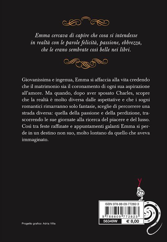 Madame Bovary - Gustave Flaubert - 5