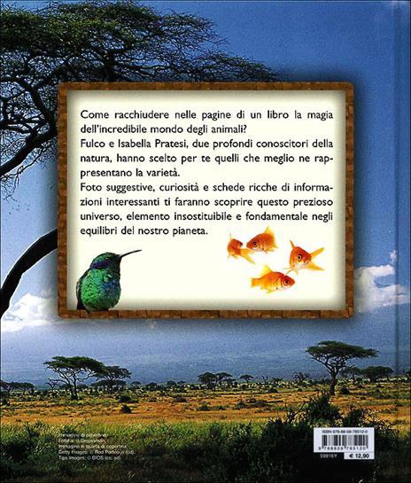 Nel mondo degli animali - Fulco Pratesi,Isabella Pratesi - 4