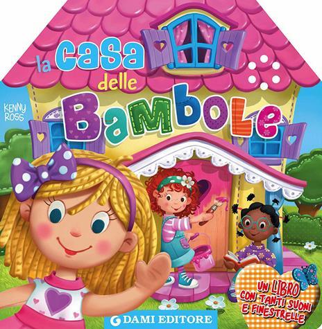 La casa delle bambole - Anna Casalis - copertina