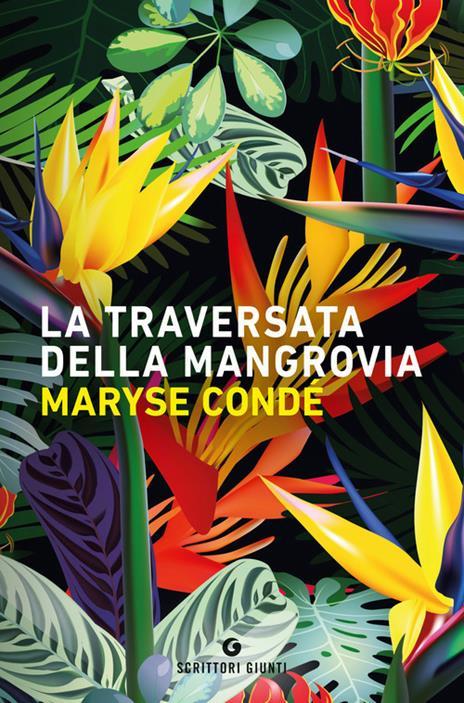 La traversata della Mangrovia - Maryse Condé - copertina
