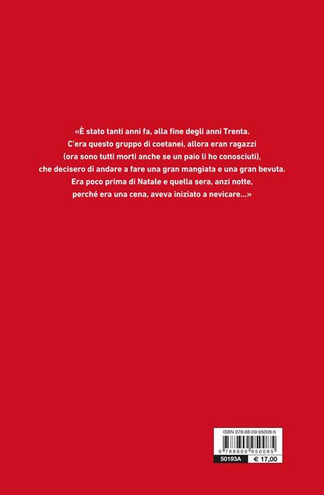 Tre cene (l'ultima invero è un pranzo) - Francesco Guccini - 3