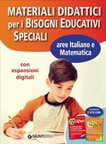 Materiali didatttici, bisogni ed. speciali. Con CD-Audio. Con Contenuto digitale per download e accesso on line