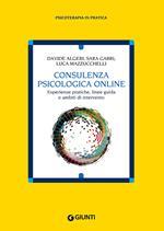 Consulenza psicologia online