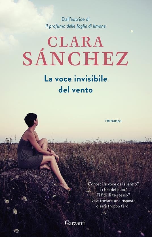La voce invisibile del vento - Enrica Budetta,Clara Sánchez - ebook