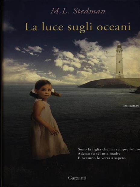 La luce sugli oceani - M. L. Stedman - copertina