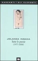 Tutte le poesie (1977-2006)