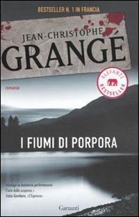 I fiumi di porpora - Jean-Christophe Grangé - copertina