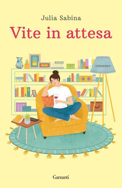 Vite in attesa - Julia Sabina - copertina