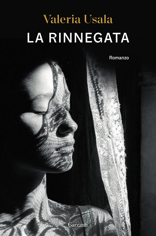 La rinnegata - Valeria Usala - copertina
